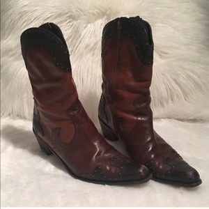 Stuart Weiztmen Cowboy Boots